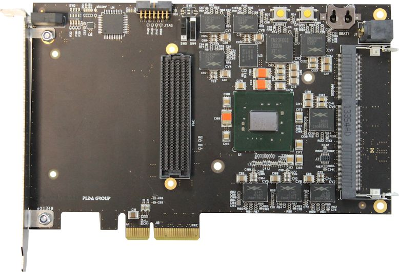 PCI Express 3 0/2 0 FPGA Development Board - Xilinx Kintex-7